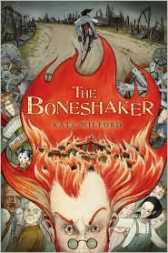 The Boneshaker Kate Milford